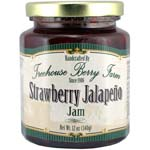 Strawberry Jalape�o Jam